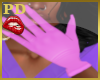 Surgical Gloves Pink