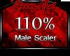 [💋] Scaler 110%
