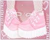 F. Heart Platforms Pink