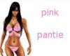 pink pantie