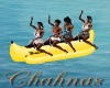 Cha`Honeymoon BananaBoat