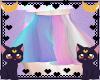 FOX Pastel skirt