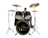 cotton club drum set