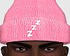 ZZZ Pink Beanie