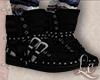 LC  Black Sneakers 1