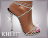 K sofia diamond heels