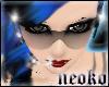 [N] Gothic Neoko Sticker