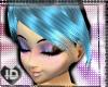 [ID] Electric Blue bangs