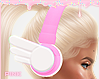 ♔ Headphones e Pink