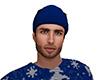 Dark Blue Winter Hat (M)