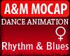 A&M Dance *Rhythm&Blues*