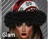 Holiday Ruffles Hat