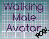 豪华 Walking M. Avatar