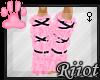 !R; Cate Leg Fur