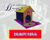 Derivable Dog Kennel 02
