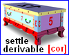 [cor] Derivable settle