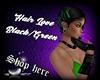 Hair Love Green