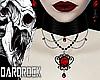 DARK Vampire Rose Blood
