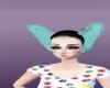 Baby Blur Furry ears