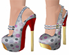 Summer Dress Heels