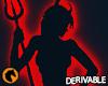 She Devil Lamp