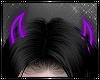 [AW] Purple Neon Horns