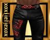[L] DJ Rider RED Pants 4