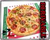 Delicious Hot Pizza