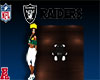 Raiders Teddy Bear