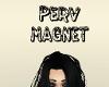 perv magnet sign M/F
