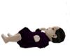 Girl Baby Purple