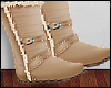• Fur Boots  •