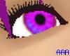 Hot pink / blue eyes