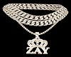 Zay Diamond Necklace Req