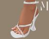 White Thong Sandals