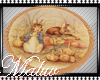 Peter Rabbit Oval Rug