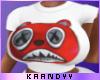 Spanky Red +AA Bimbo