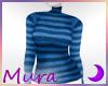 SS Turtle Stripe Blue