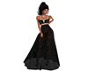 Starlight Gown Black
