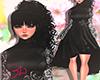 Black Dresse flower