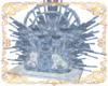 Alpha Wolf Ice Throne