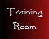 training room sign