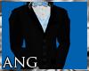 !A! Black/Light Blue Tux