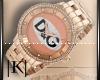 D&G Watch -F- 💋