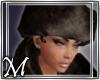 Drk Brown Mink Hat
