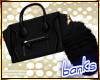 Ronnie Hand Bag + Fur