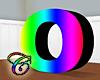 Rainbow O Animated