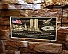 9-11 Wall Plaque