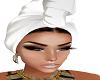 ~Oso Head Wrapped White