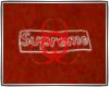 B. Supreme Kaws R W